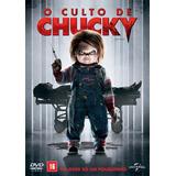 O Culto De Chucky - Dvd