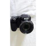 Camara Semiprofesional Nikon L840. Seminueva