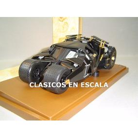Batimovil Tumbler 2005 Film Batman Begins- F Hot Wheels 1/18