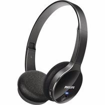 Audífonos On Ear Philips Shb4000 Bluetooth Estéreo Negro
