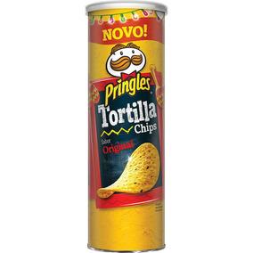 Kit C/ 4 Tortilha Pringles Original 180g