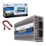 Inversor De Tensao 24v 220v 4000w Knup Kp548a Transformador