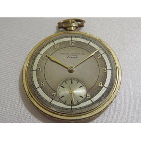 0398c411c64 Antigo Relogio Bolso Tissot - Relógios Antigos e de Coleção no ...