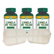 Kit Canela De Velho Mdk 3 Unidades + Brinde