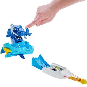 Hot Wheels Conjuntos Criaturas Tubarão Mattel