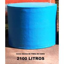 Caixa Dágua De 2000 Litros De Fibra De Vidro