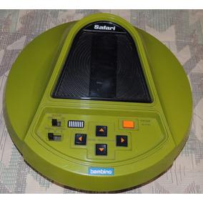 Consola De Video Juegos Safari De Bambino Epoca De Atari
