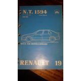 Renault 19 Manual De Reparacion Motor 16 Valvulas Depolucion