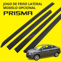 Friso Lateral De Portas Do Prisma 2012/ 2017 Modelo Opcional