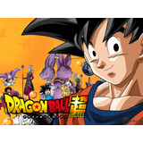 Serie De Dragon Ball Super