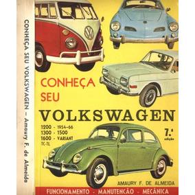 Manual Conheça Seu Volkswagen Vw - Pdf