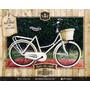 Bicicleta Retro Vintage Premium Sport Mujer Rod26 Exclusiva
