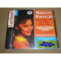 Rocio Durcal Sus Primeros Ep´s En Philips 2003 Ramalama Cd