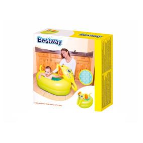 Bestway 51125 Mini Pileta Para Bebe Forma De Elefante