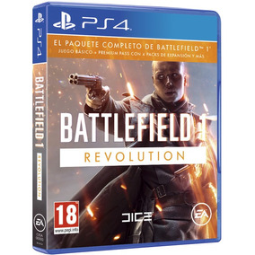 Battlefield 1 Revolution - Ps4 - Nuevo Y Sellado