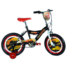 Bicicleta Disney Cars Rodado 16