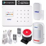 Alarma Casa Gsm Monitoreo Celular App Ios Y Android