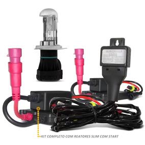1 Lampada + Reator Bi-xenon 6000k 8000k 10000k 12000k