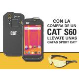 Promoción Celular Smartphone Caterpillar S60 Y Lentes Sport