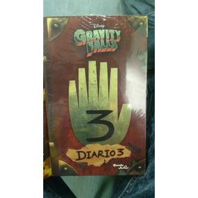 Gravity Falls Diario 3 En Español Envio Gratis Dhl