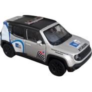 Miniatura Jeep Renegade Transporte De Presos Sap Escolta