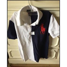 fa29f804e7 Camisa Polo Ralph Lauren Big Poney Laranja Custom Tam. Xgg ...