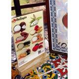 Portamenus De Madera. Ideal Para Menús De 1/2 Carta.