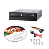 Lg Interior 24x Super Multi Con M-disc Soporte Dvd Burner (