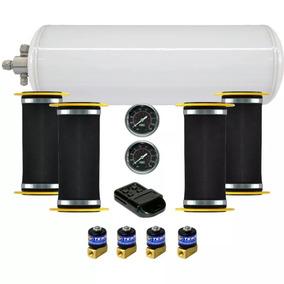 Kit Suspensión Neumática 8mm Con Control Remoto