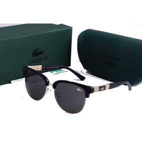 Óculos De Sol Lacoste Unisex Preto