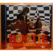 Roxette Crash Boom Bang  - Cd Lacrado
