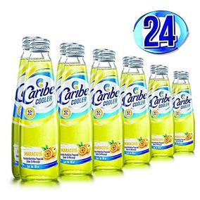Caribe Cooler Maracuyá 300 Ml 24 Pack