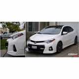 Body Kit Toyota Corolla Rs- Z-type