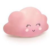 Mini Luminária Nuvem Rosa Festa Pedacinho Do Céu - Cromus