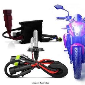 Kit Xenon Super H.i.d 6000k/8000k Para Moto, ( Reator Slim )