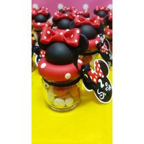 Frasco Souvenir Minnie Con Rocklets
