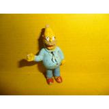 Muñeco Miniatura Muñequito Homero Simpsons