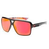 Óculos De Sol Fox The Clarify Dragnar Preto C/ Lente Ver Rs1