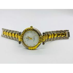 Reloj Ted Lapidus Chapado Oro 18k Gold