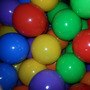 Pelotitas Pelotas Pelotero Bebe Colores Brillantes 200