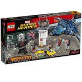 Lego Super Heroes Super Hero Aeropuerto Batalla 76051
