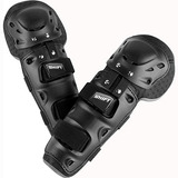 Protector Rodillas Motocicleta Armor - Negro / One Size