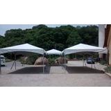 Tendas Piramidal Profissional Lona Td1000 - 4x4 Metros