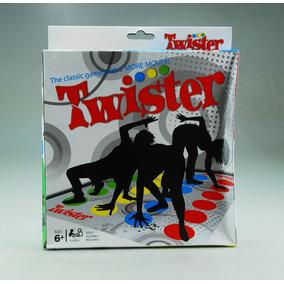 Juego Twister Coloca Pies Manos Comparte Niños Familia