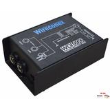 Direct Box Wireconex Wdi-600 - Casador De Impedancia