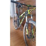 Quadro E Garfo De Bicicleta Scott Spark Rc 900 2016 Tam. M