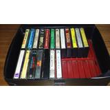 Lote Casettes Originales Dde $10 C/estuche - Escucho Ofertas
