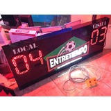 Tablero Electronico Cancha De Futbol 5 Solo Tanteadores