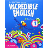 Incredible English 1 Class + Activity Book 2nd. Edition