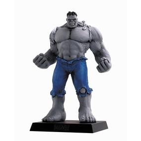 Miniatura Hulk Cinza Marvel Eaglemoss Especial